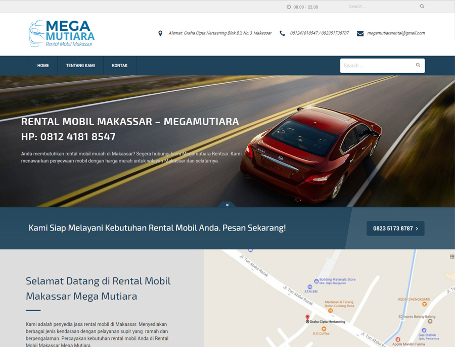 MEGA MUTIARA RENTAL CAR
